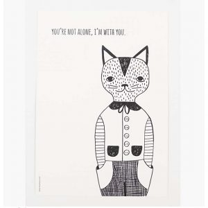 Cat With You-juliste
